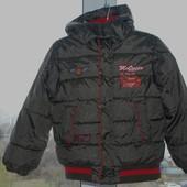 Зимняя куртка на мальчика размер 128 Фирма Disney