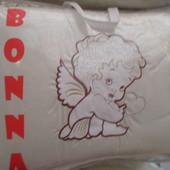 Полный комплект в детскую кроватку Bonna с нашивкой!