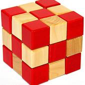 Головоломка кубик змейка MD 0355
