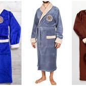 Мужской халат махровый и пижама хлопок