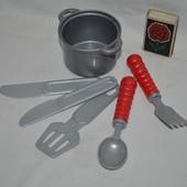 Набор фирменной посудки посуды