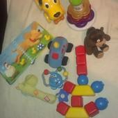 пакет игрушек развивающие игрушки не дорого 1