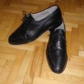 """Шкіряні туфлі р.43-44""""Cunda"""""""