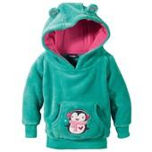 Теплый плюшевый свитер для девочки. Р. 86-92. Германия