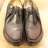 Туфлі шкіряні Birkenstock