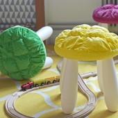Табурет детский «Маммут» и съемный чехол IKEA