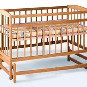 Кроватка детская Labona МРИЯ №3 на шарнирах