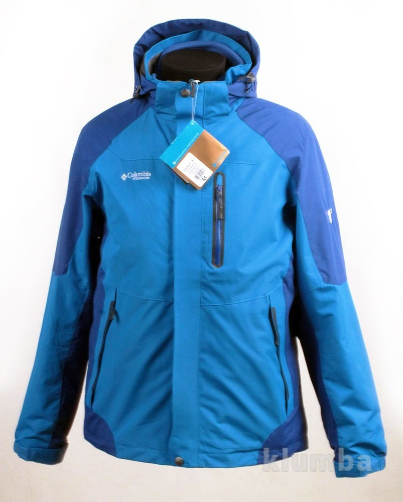Куртка columbia titanium omni-tech 3-в-1 1d94b2a4cf1fd