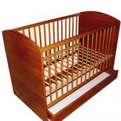 Кроватка детская Labona Малюк №1 с ящиком