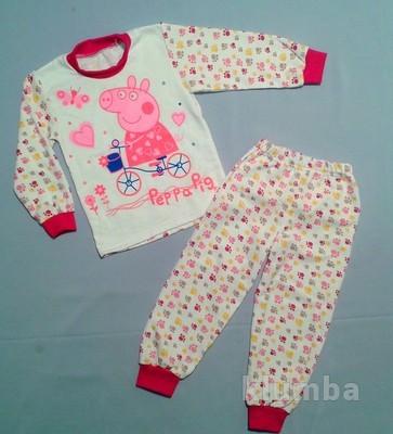 пижама свинка пеппа купить в москве для девочек
