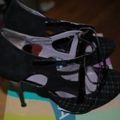 Туфли Braska стильные новые