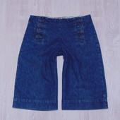 Длинные шорты на девочку Next, размер 8 лет, состояние отличное, но есть нюанс (фото 8).