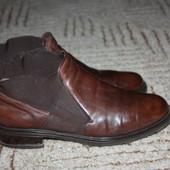Кожаные ботиночки.Размер 37
