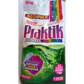 Стиральный порошок Praktik 10кг Практик полиэтилен 125стирок