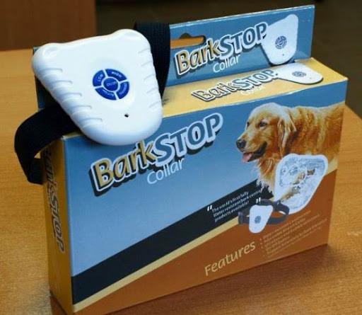 Ультразвуковой ошейник для собак - bark stop collar, тренировка собак фото №1