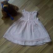 Брендовое платье для маленькой леди