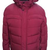 Зимняя стеганая куртка с капюшоном А68 НВ