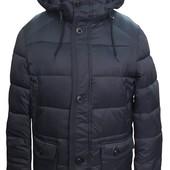 Зимняя стеганая куртка с капюшоном А73 НВ