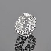 Изумительное Кольцо Стерлинговое Серебро 925 проба