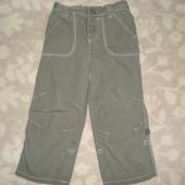 брюки плащёвые на 2-3 года