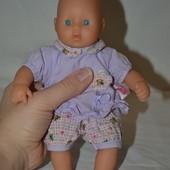 Очаровательная куколка пупс кукла с соской оригинал Zapf Creation Запф