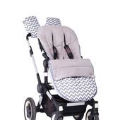 Конверт для прогулочной коляски (4 цвета)