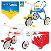Детский велосипед LH-701 UKR