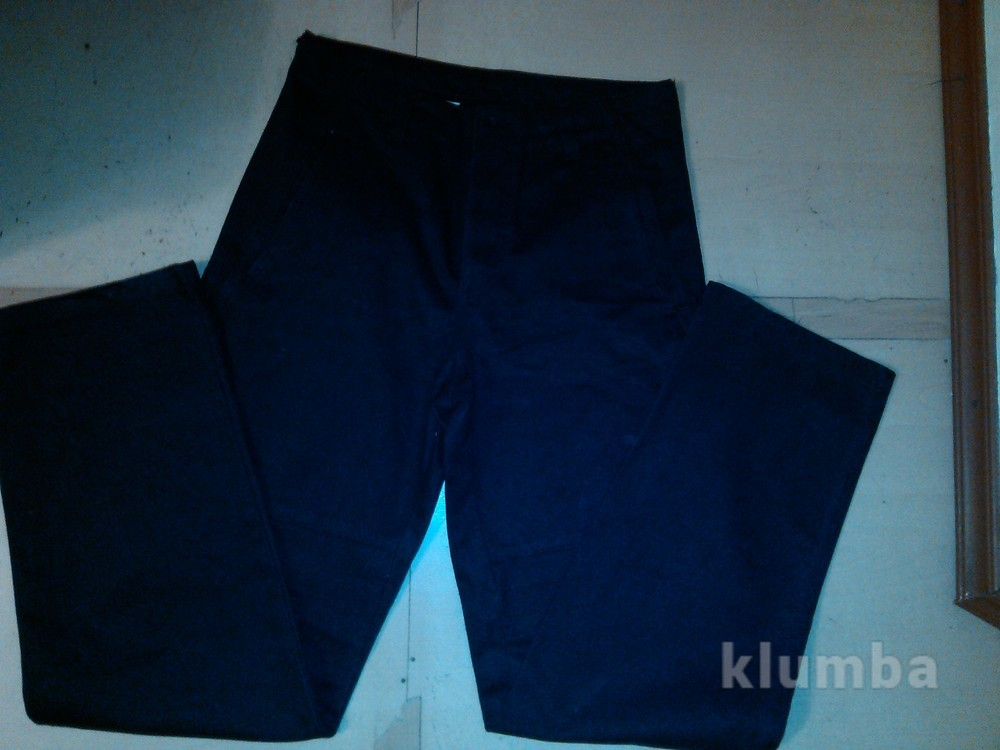 Темні робочі штани фото №1