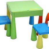 Столик и два стульчика Tega baby Mamut (стол + 2 стула) 903