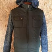 Мужская куртка с капюшоном М444443