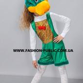 Яркий карнавальный детский костюм Дракоша