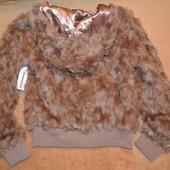 Куртка, меховая C&A Германия размер S - M
