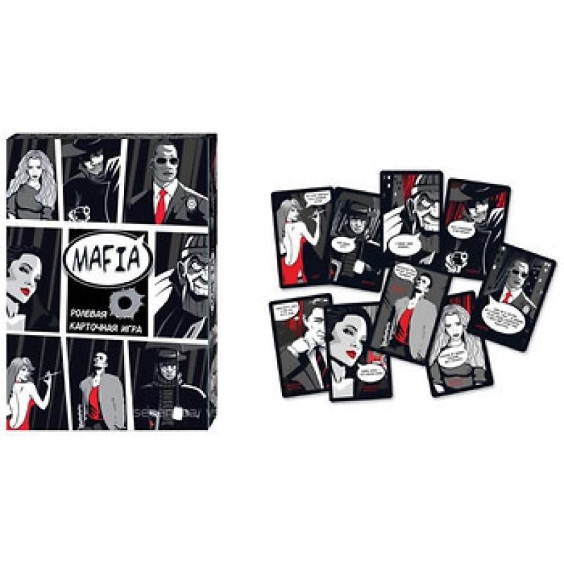 Мини-игра mafia фото №1