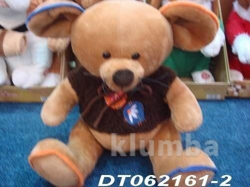Мышь коричневая в коричневом свитере фото №1