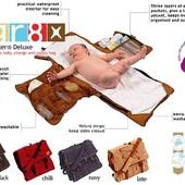 Сумка пеленатор для детских принадлежностей GR8x Baby Traveller Deluxe