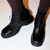 Ботинки Esprit, Испания, кожа полностью, оригинал. 40 р демисезон