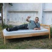 Кровать односпальная Эконом