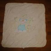 Теплое одеяло-конверт 88*82 см. в коляску, санки, кроватку (деми, конверт, одеяло)