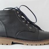 Ботинки зимние кожаные Soldi, р. 40-41 Коди-Pr