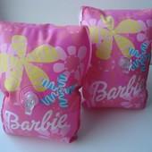 Нарукавники  надувные для плавания Barbie