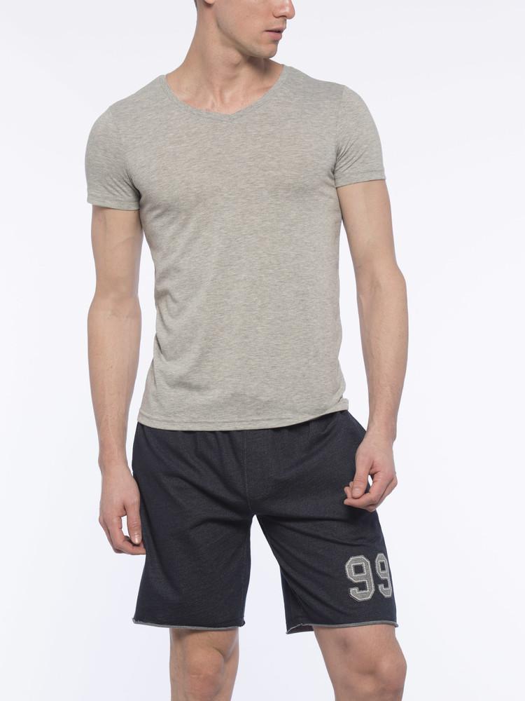 16-188 LCW Мужская футболка/ одежда Турция / чоловіча футболка майка мужская одежда фото №1