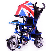 Турбо 3125 фара пена велосипед трехколесный детский Turbo trike