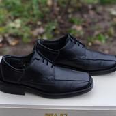 Кожаные туфли Fretz men Швейцария 42р.