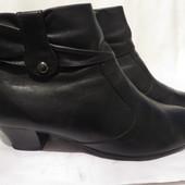 Ботинки Кожа Ara 39,5-40 размер