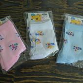 Носки для девочки р.31-33