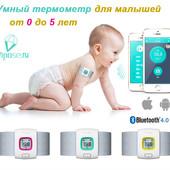 Vipose iFever - интеллектуальный термометр с Bluetooth