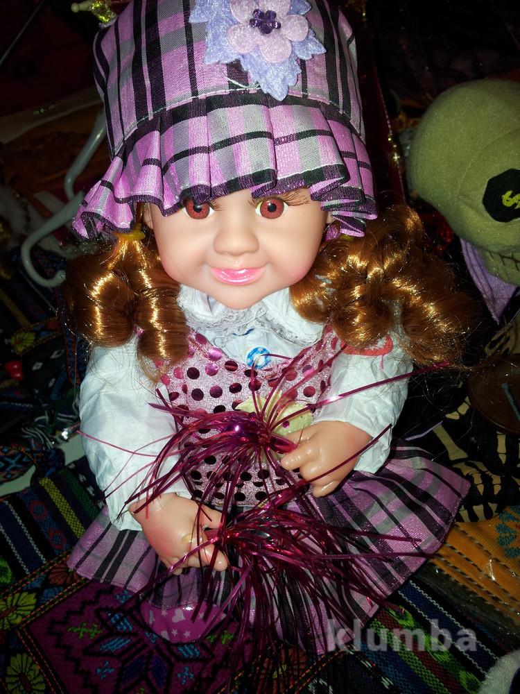 Интерактивная танцующая кукла фото №1