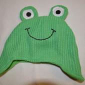 продам шапку деми ОГ 46-48 см