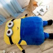 Бескаркасная кровать миньон
