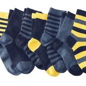 Модные носки на парня Pepperts. Комплект 7 шт. 39-42